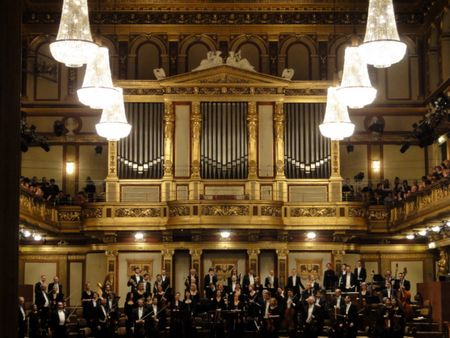 Music Orchestra of Lower Vienna at the Musikverein