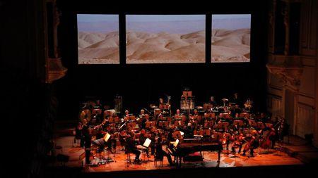 Hamburg symphony messiaen canyons