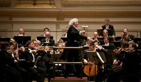 Berlin Philarmonic, Rattle, Carnegie Hall 2012