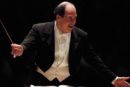 Robert Spano, Juilliard Orchestra, Alice Tully Hall