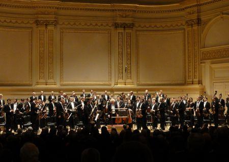 12.2.24 Berlin Philharmonic Carnegie Hall Bruckner 9 -1