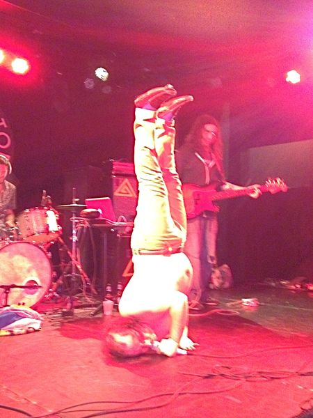 Har Mar Superstar Knitting Factory 5:19