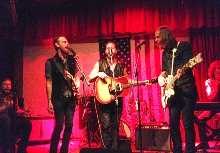 Brothers at Spike Hill May 26