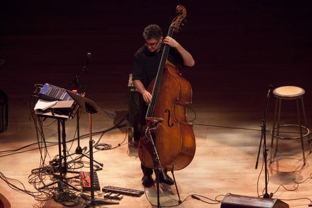 Renaud Garcia-Fons, montreal jazz festival