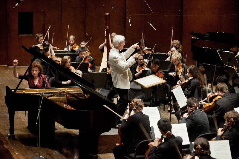 John Adams, Juilliard, Royal Academy of Music, Imogen Cooper, Avery Fisher Hall, Feast of Music
