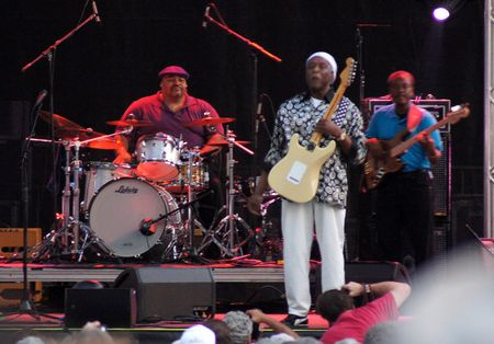 buddy guy lowdown hudson blues festival