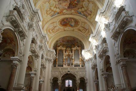 Bruckner Organ St. Florian