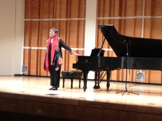 Eliza Garth, Merkin Concert Hall