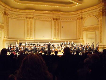Vienna Philharmonic Carnegie