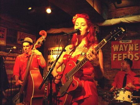 Screamin' Rebel Angels, Rodeo Bar, Feast of Music