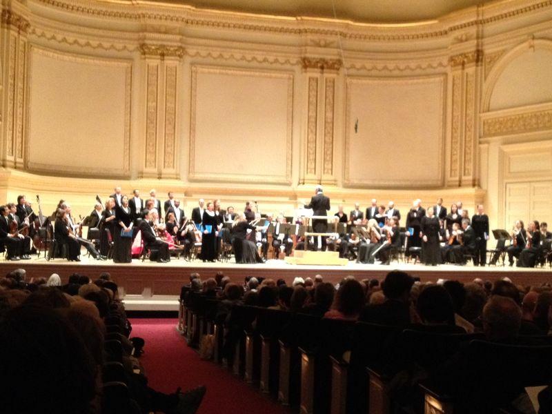 Orchestra of St. Luke's; Ivan Fischer Carnegie Hall, Feast of Music