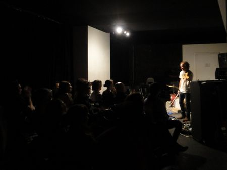 tracy silverman at the stone
