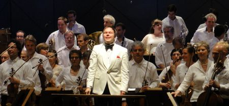 Marcelo Lehninger and the Boston Symphony Orchestra