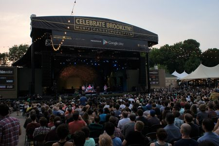 Celebrate Brooklyn: Wild Flag, Mission of Burma and Ted Leo