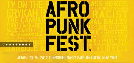 Afropunk Fest 2012