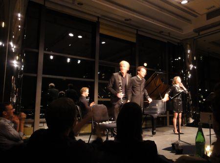 Martin Fröst, Shai Wosner and Lisette Oropesa