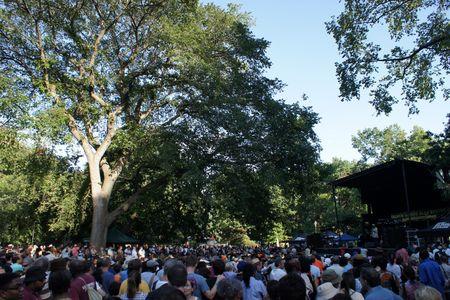 Charlie Parker Jazz Festival 2012
