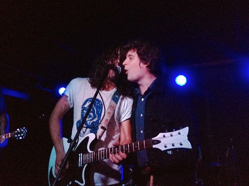 Jonas Steing and Ian O'Neil at Mercury Lounge 9:13