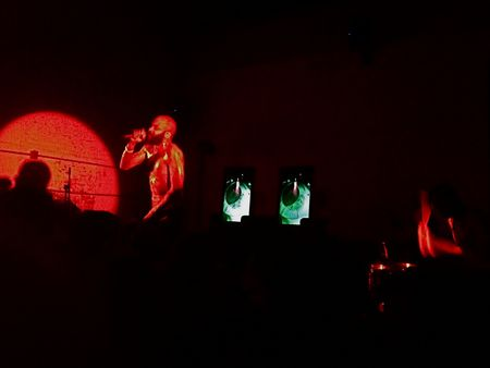 Death Grips CMJ 2012 Pitchfork Showcase at Villain