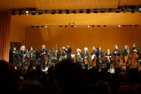 NY Philharmonic CONTACT Met Museum, 12/21/12