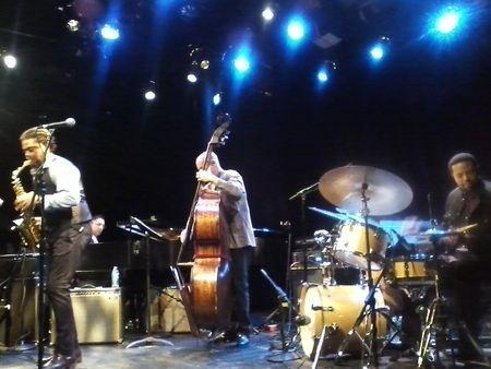 Nasheet Watts EQUALITY, Winter Jazzfest 1/11/13