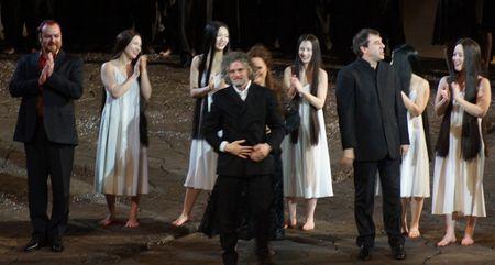 Met Opera Parsifal Francois Girard