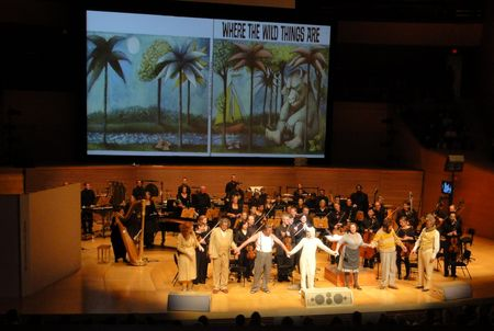 la phil where the wild things are cast