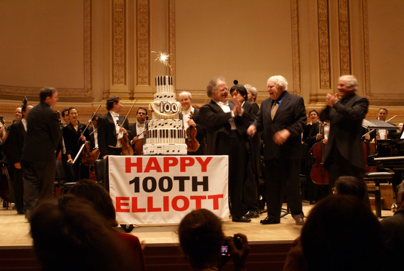 Elliott carter 100 2