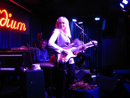 Leni Stern at Iridium