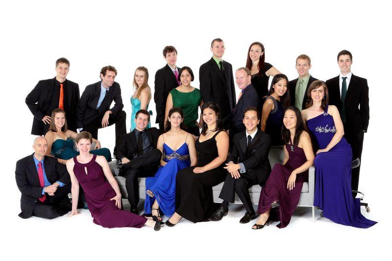 Ensemble ACJW, Paul Hall, Mozart, Messiaen, Feast of Music