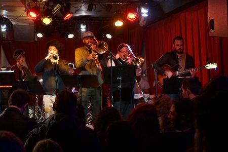 corey king sullivan hall winter jazzfest