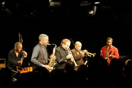 the cookers, winter jazzfest 2013