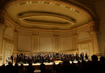 west-eastern orchestra, carnegie hall