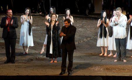 Met Opera Parsifal Daniele Gatti