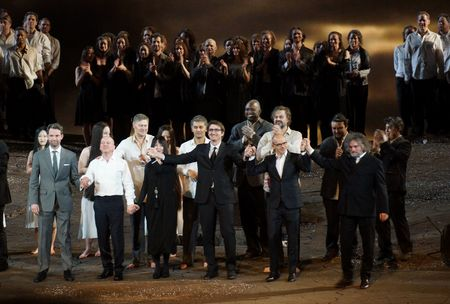 Met Opera Parsifal Cast and Crew