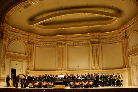 University of Kansas Wind Ensemble, Carnegie Hall