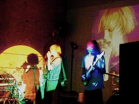 DIIV CMJ 2012 Pitchfork Showcase at Villain