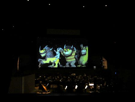 la phil where the wild things are