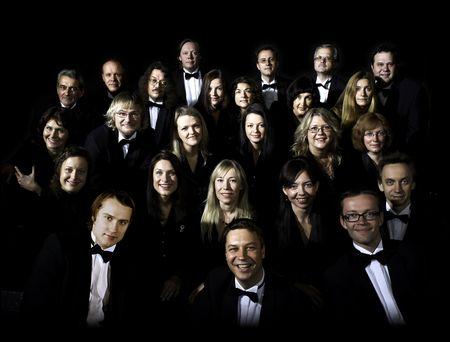 Latvian Radio Choir, White Light Festival, Feast of Music