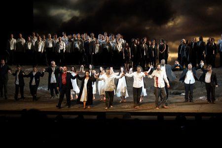 Met Opera Parsifal Cast