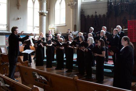 Florilegium Chamber Choir, Nicholas DeMaison