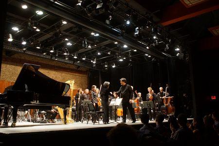 New York Philharmonic: CONTACT!