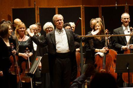 David Robertson, New York Philharmonic