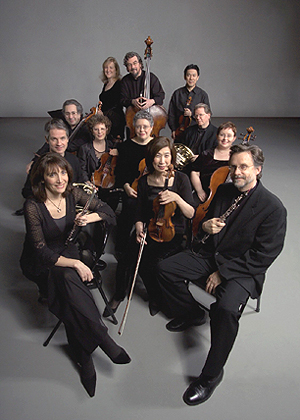 St Luke's Chamber Ensemble, Three Part Inventions, Feast of Music