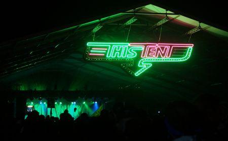 Bonnaroo 2013, This Tent