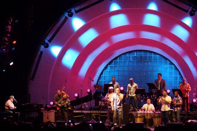 Eddie Palmieri Salsa Orchestra at Celebrate Brooklyn
