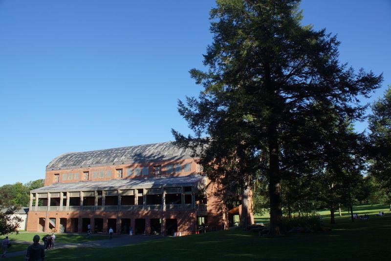 Ozawa Hall, Tanglewood