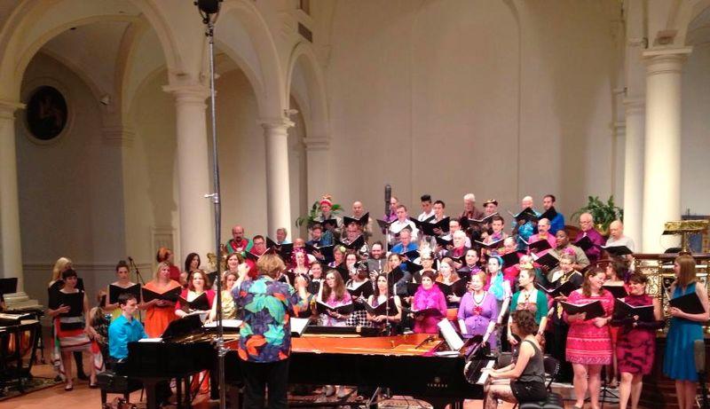 Stonewall Chorale, Carmina Burana, Pride Concert
