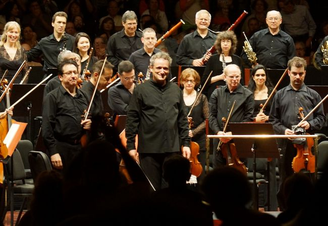 Mostly Mozart Festival Orchestra, Louis Langree
