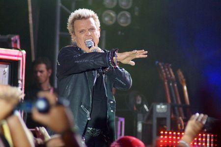 Billy Idol Bonnaroo 2013